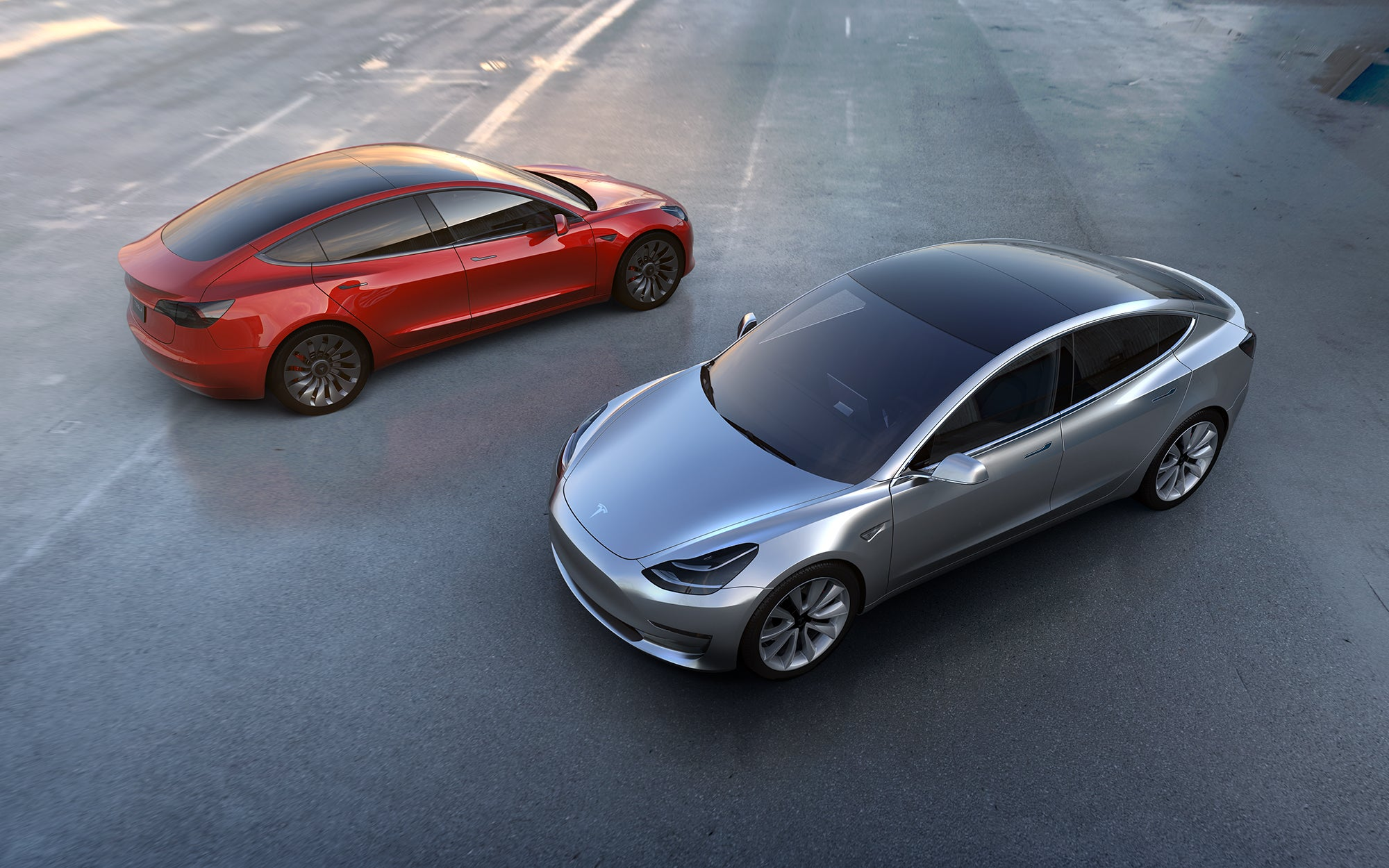 What You Missed If You Missed the Tesla Model 3 Reveal