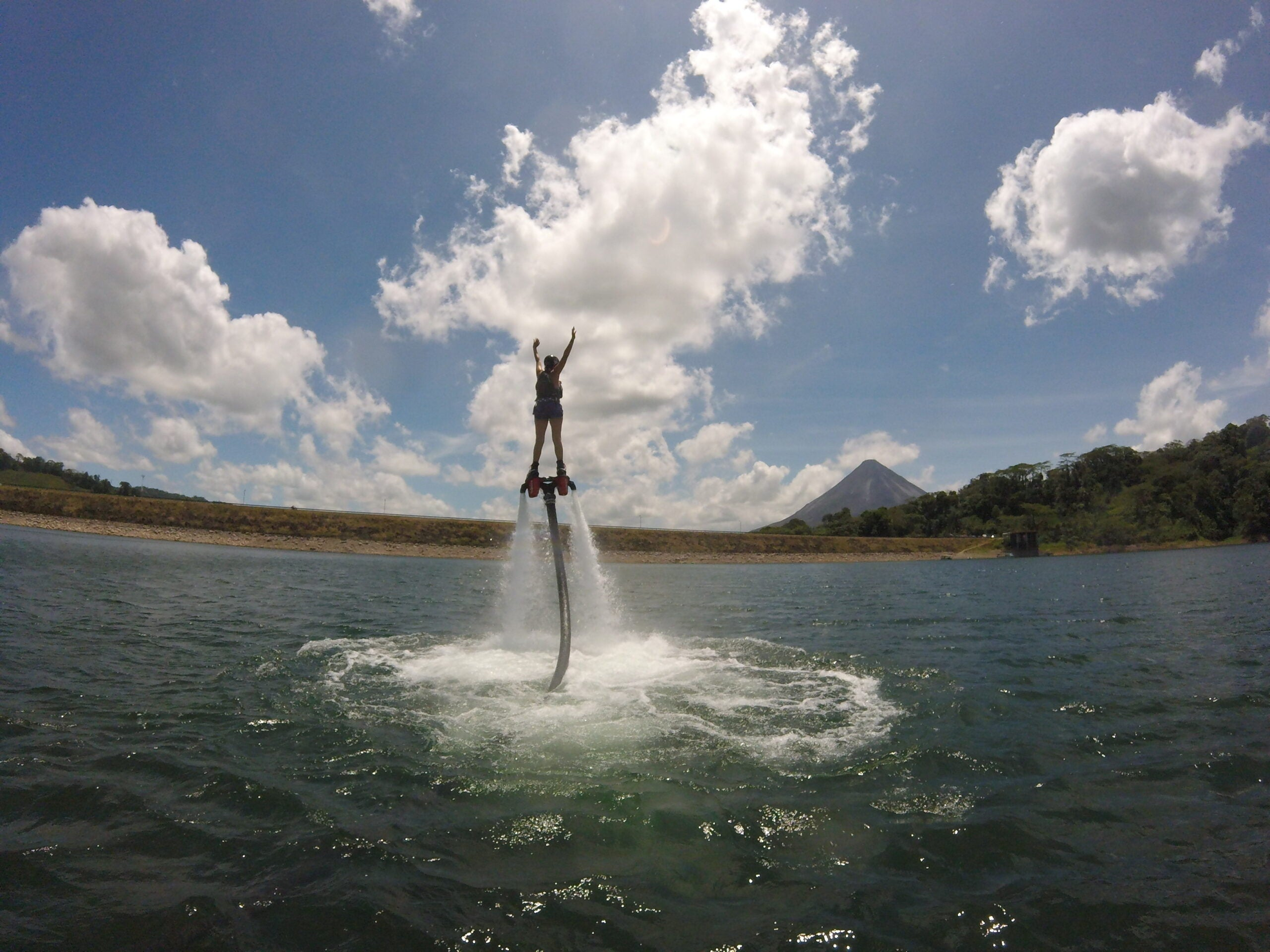 A Beginner's Guide To Flyboarding