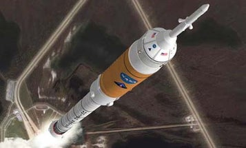 NASA Reconsiders Its Moon Plans