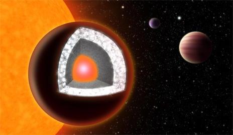 Nearby Earthlike Planet Is Made Of Diamond