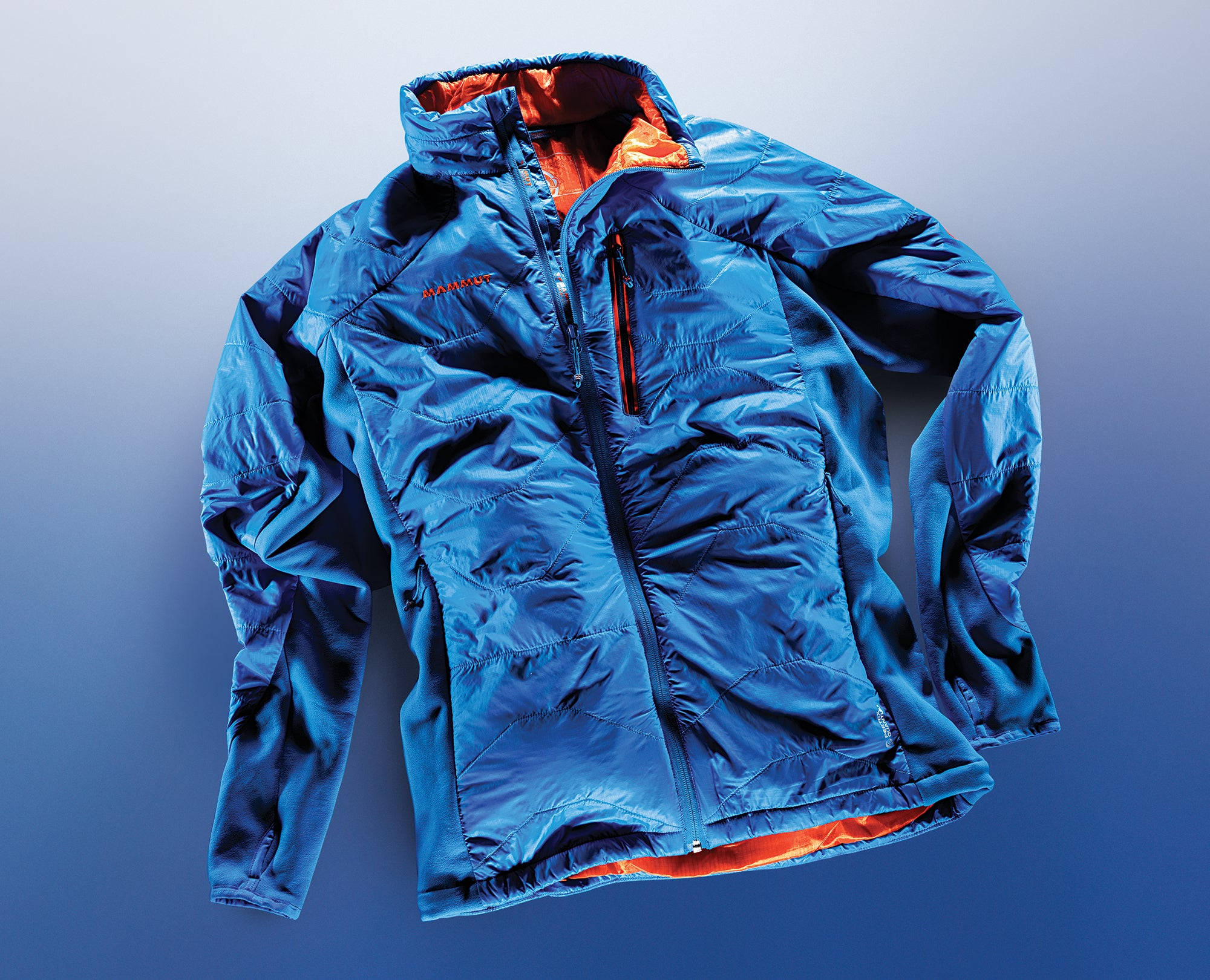 This Jacket Keeps Warmth In, While Letting Sweat Out