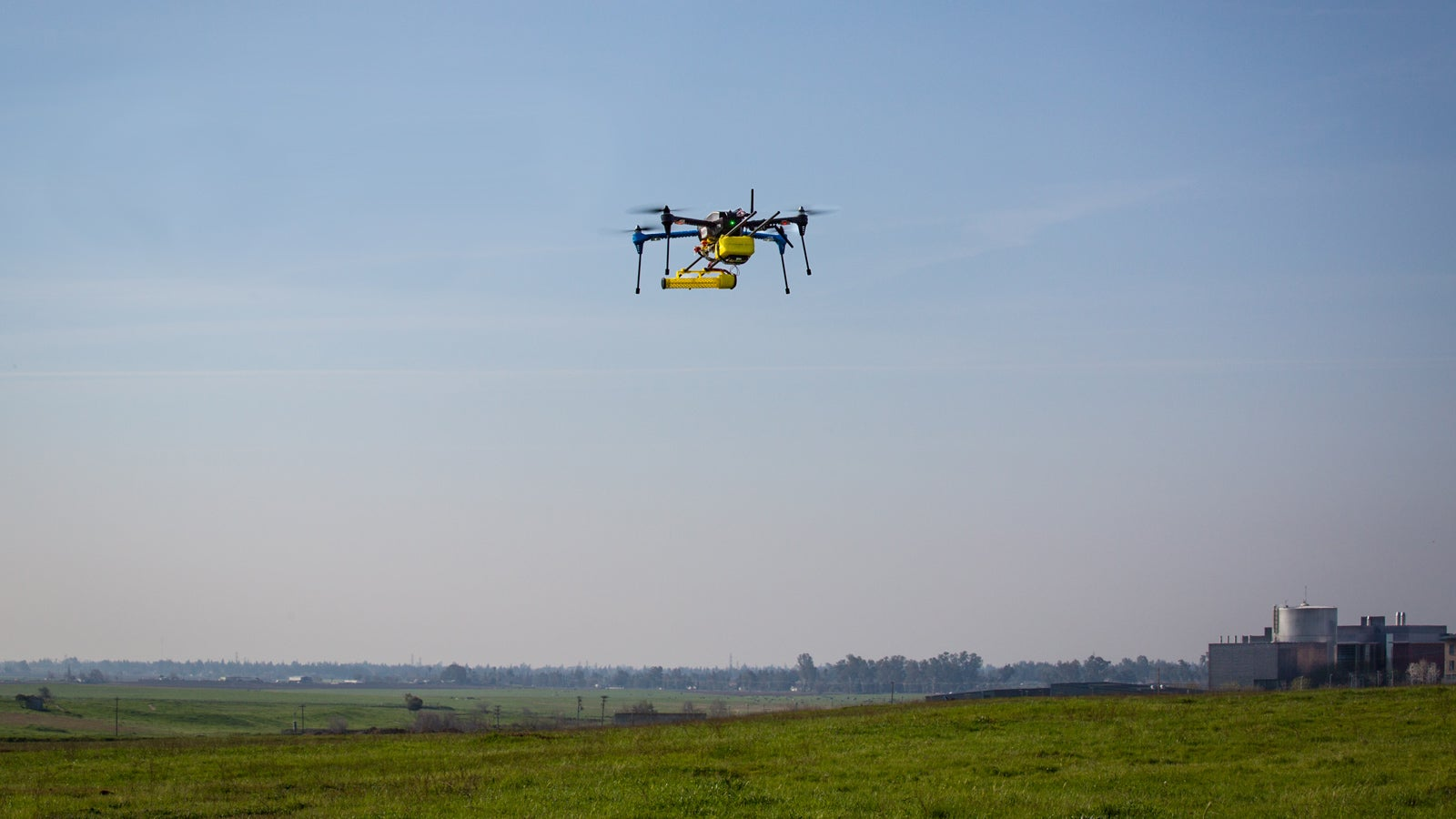 NASA Now Has A Drone That Can Sniff Out Dangerous Gas Leaks