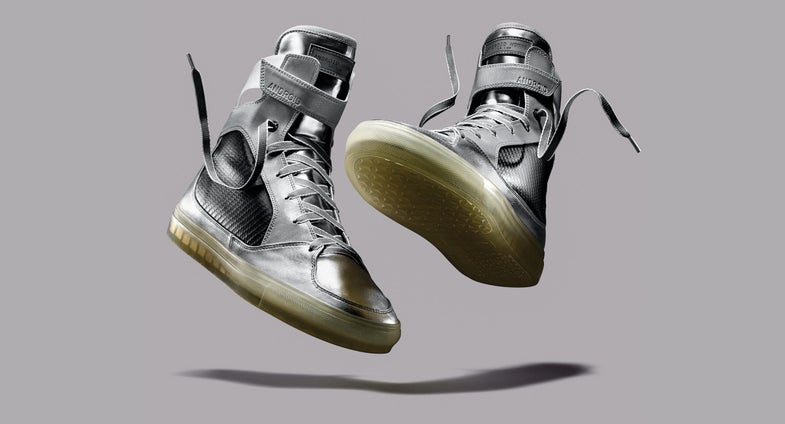 Timeline: The Evolution Of Sneakers
