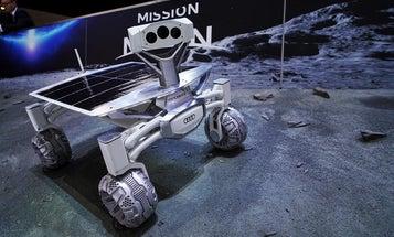 Audi Built A Moon Rover