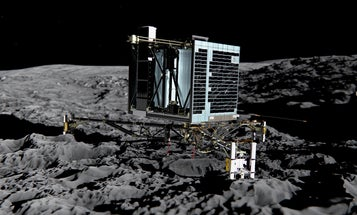 Scientists Have Given Up On Finding The Philae Comet Lander