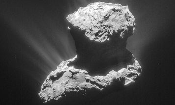 We Finally Know Why Rosetta's Comet Is Duck-Shaped