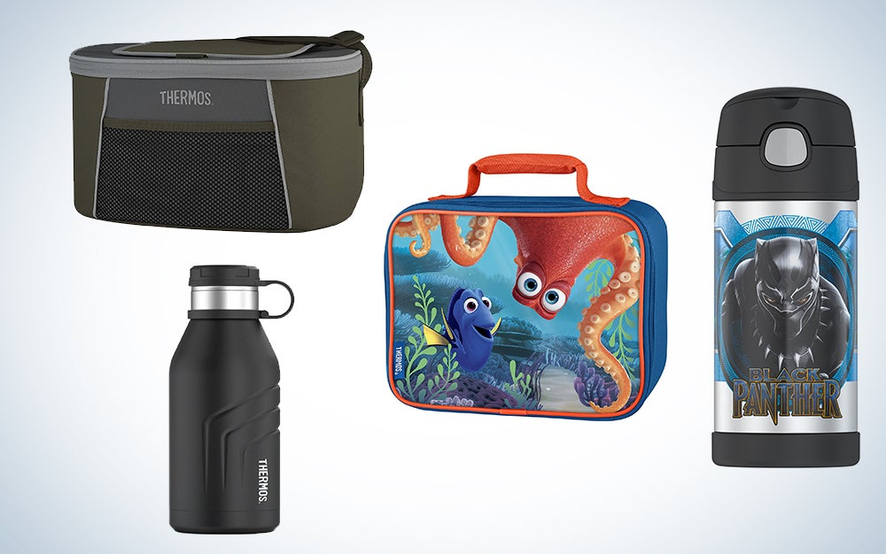 Thermos insulated containers