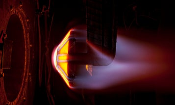 This Heat Shield Could Help Us Get To Mars