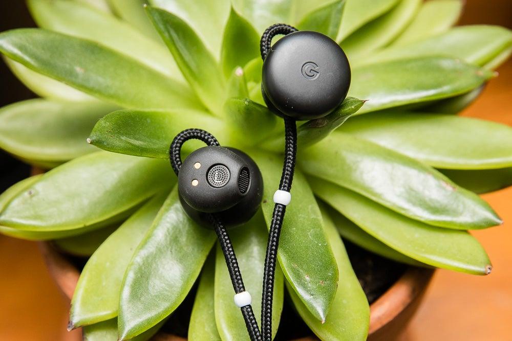 Google Pixelbud wireless headphones review