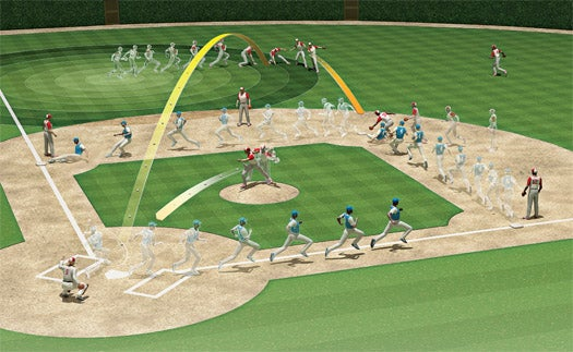 New Camera System Takes the Guesswork out of Baseball Stats