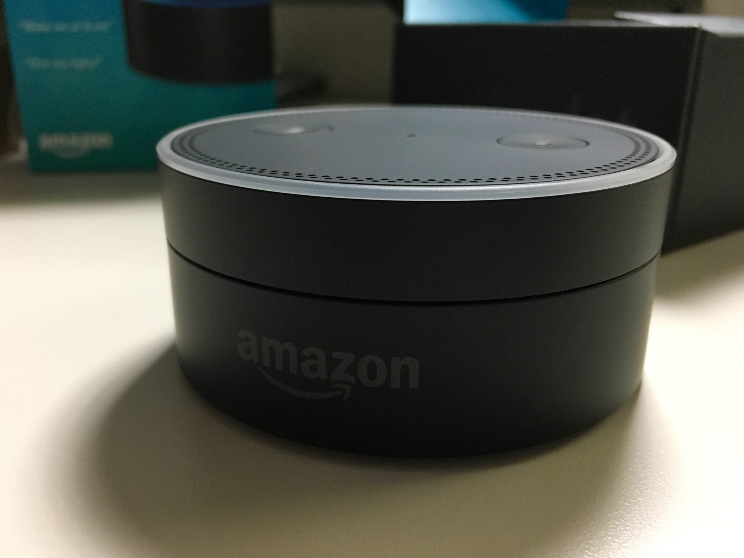 Amazon Echoes Its Virtual Assistant Offering With The Dot