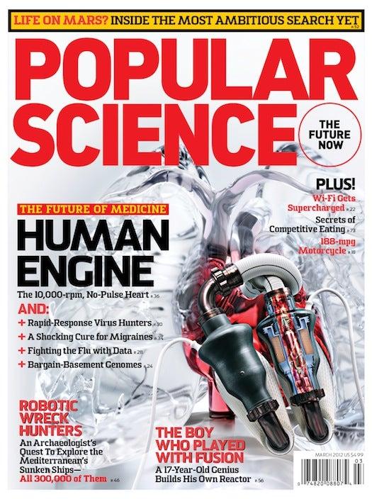 March 2012: The Future of Medicine