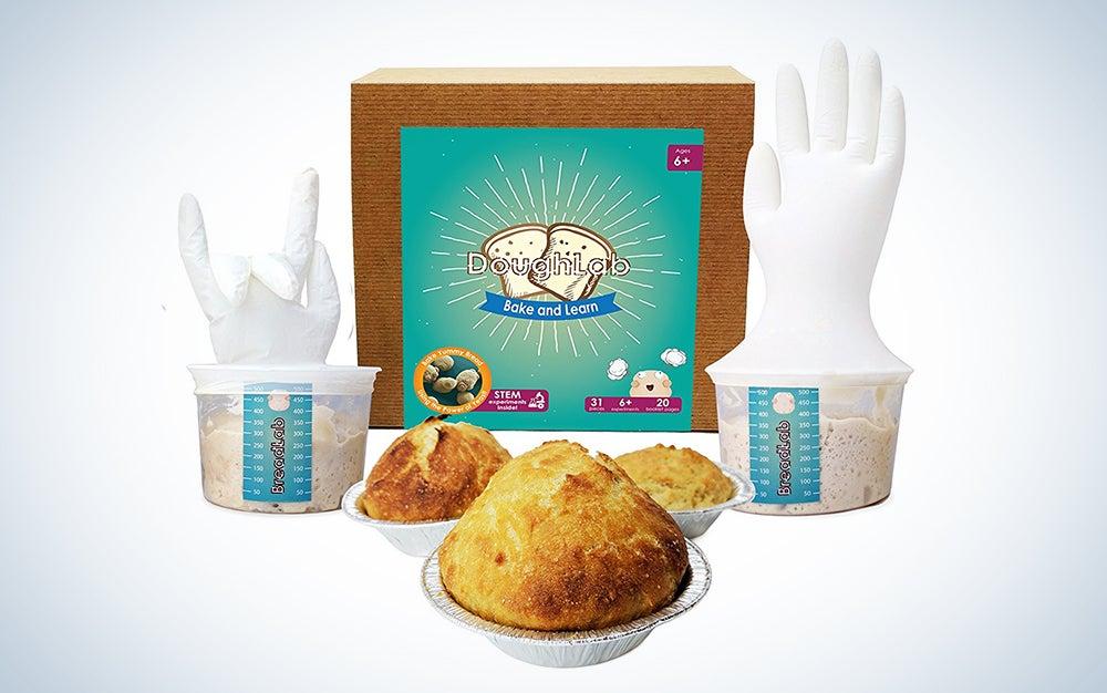 DoughLab STEM Kit: Bake and Learn