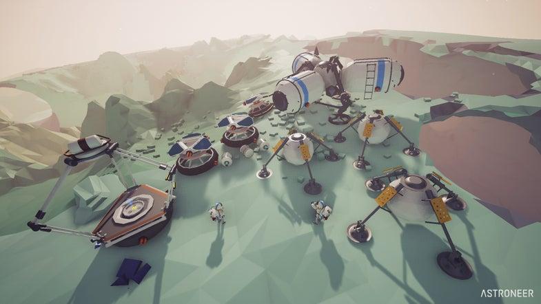 Is Astroneer The Next Minecraft?