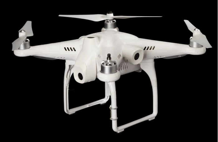 Sonar Helps Drones Dodge Obstacles