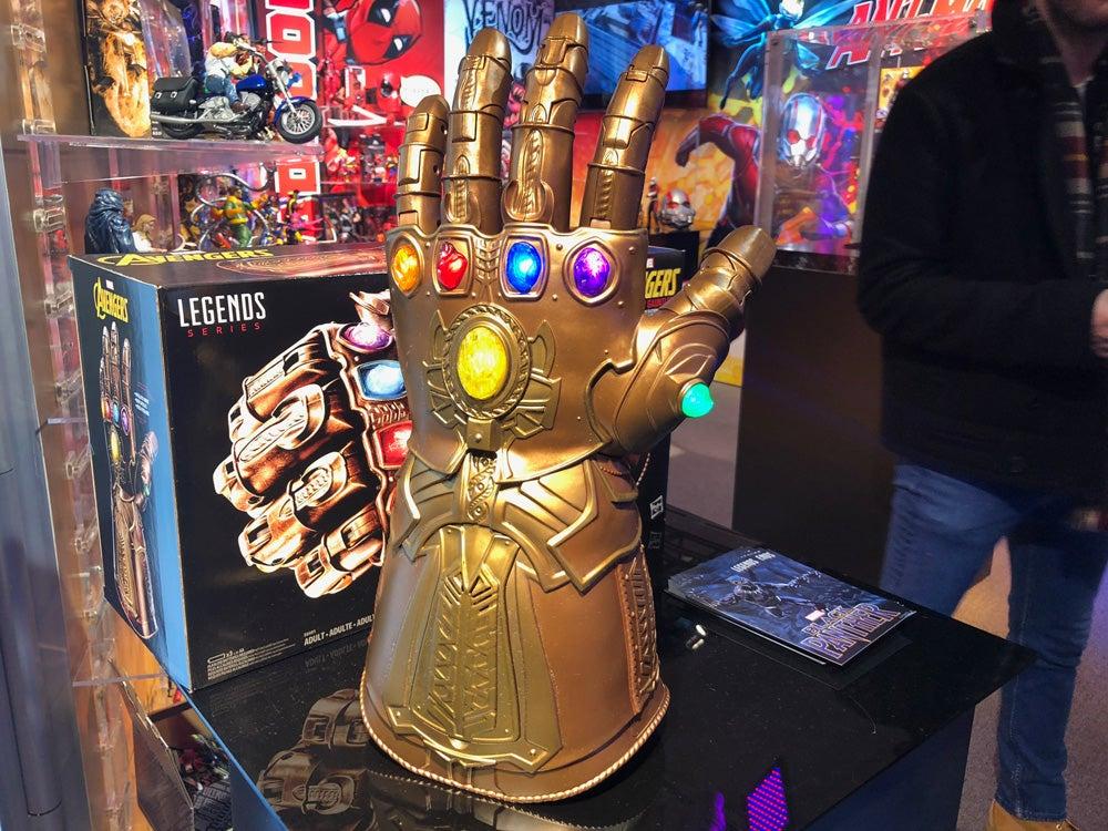 Marvel Legends Infinity Gauntlet