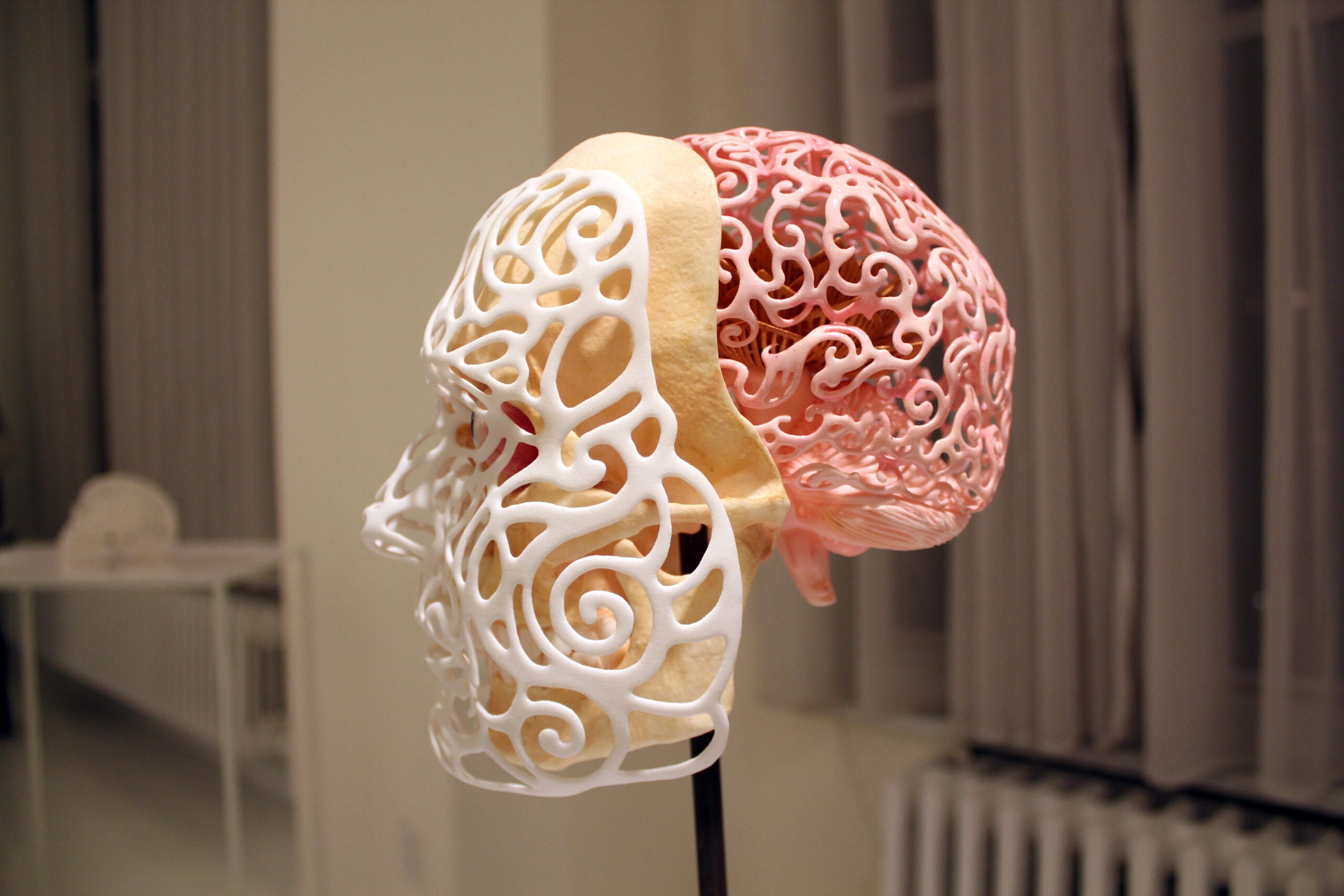 9 Amazing Pieces Of 3-D-Printed Art