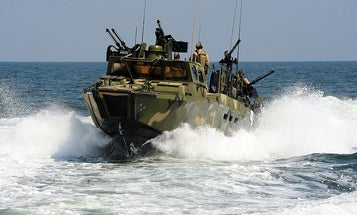 What Were The U.S. Boats That Iran Captured?
