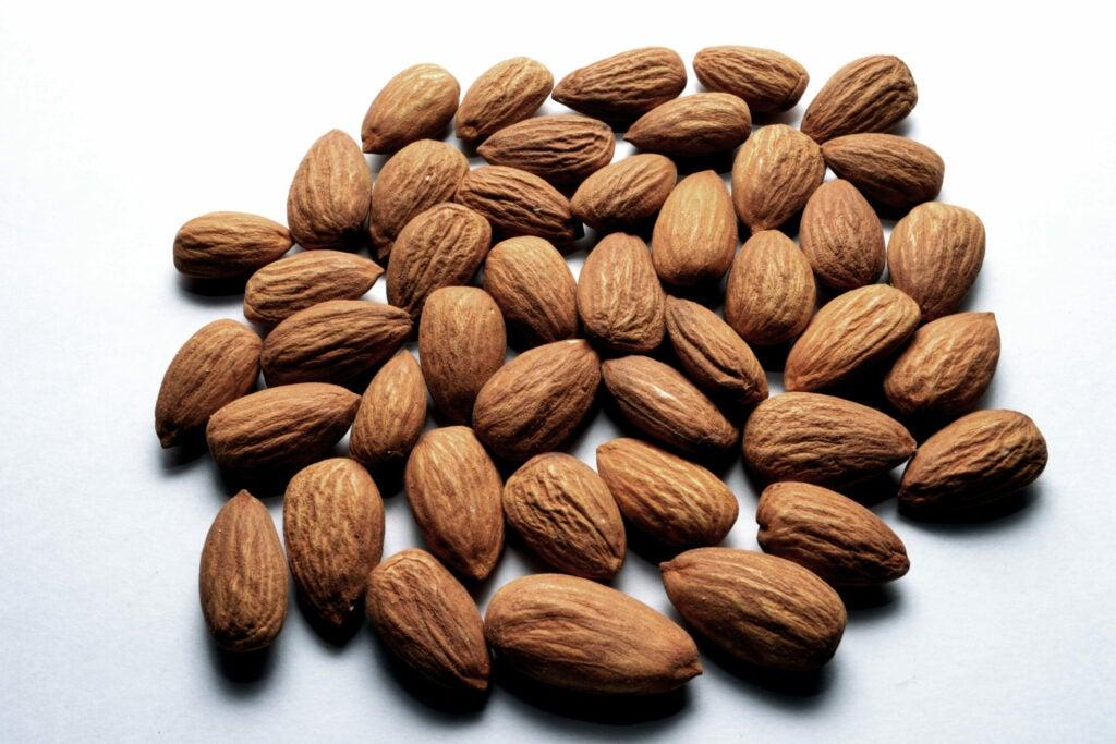 """almonds"""