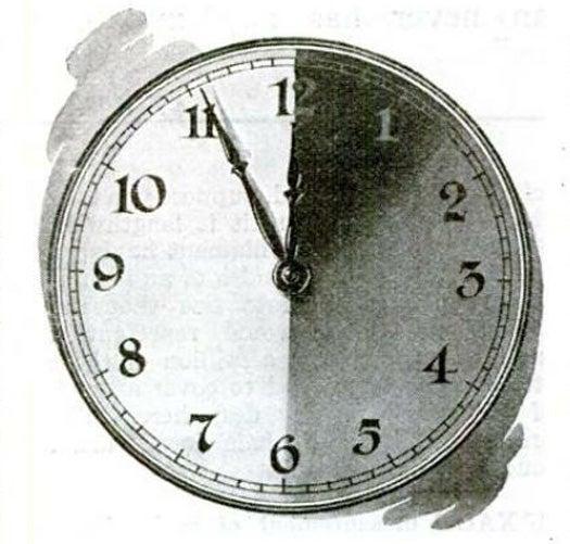 Sleep Less, Do More, October 1927