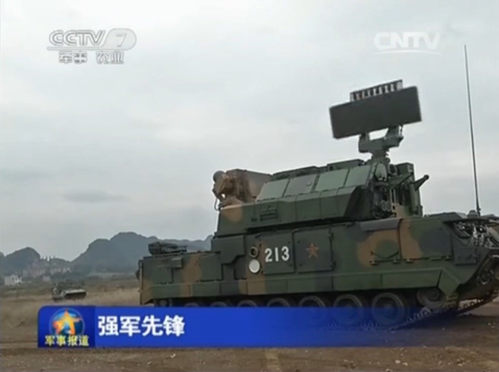 HQ-17: A Classic Russian Missile With A New Chinese Twist