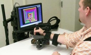 Robot Physical Therapist Beats Human Counterparts in Helping Stroke Victims Regain Motor Skills
