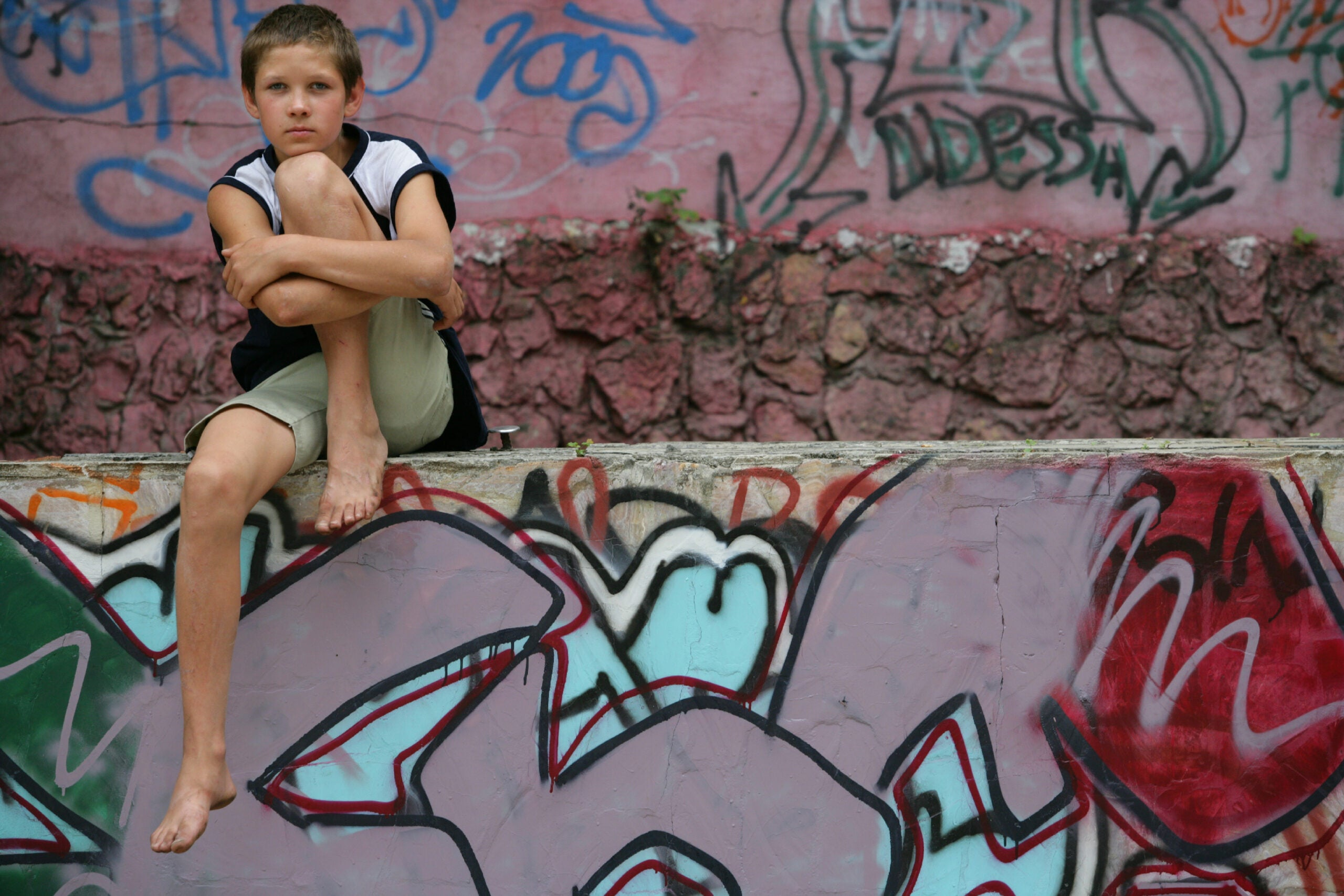 Even when developing countries receive global aid, teens miss out