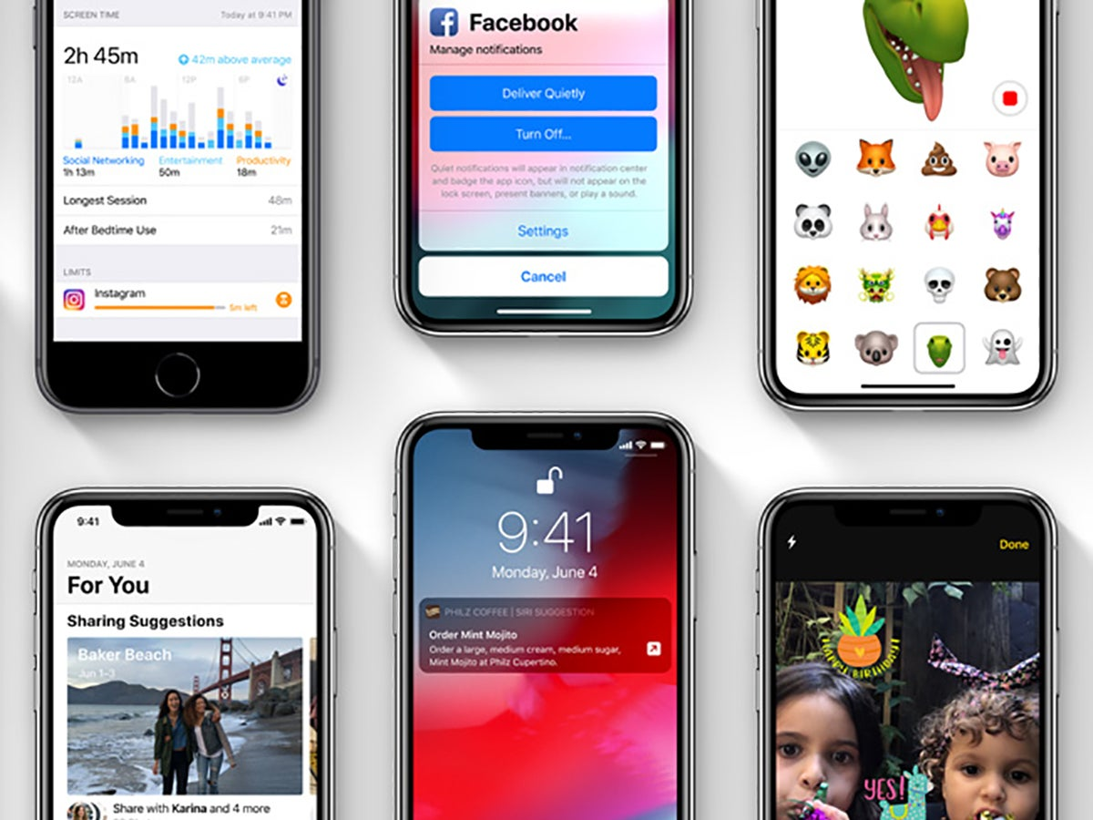 These apps give you the best features of iOS 12 before the update rolls out