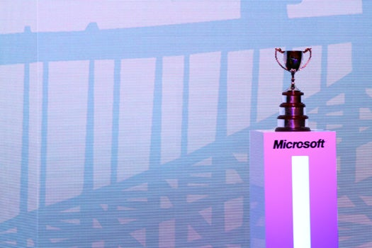 Kicking Off the 2012 Microsoft Imagine Cup With Student-Made Kinect Projects