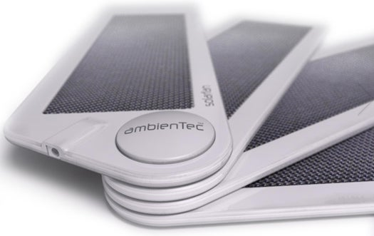 SolarFold and SolarFan Make Portable Charging Convenient and Fashionable