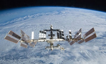 Space Station Toilet Clogged with Calcium Deposits; Could Astronauts' Bone Loss Be the Culprit?