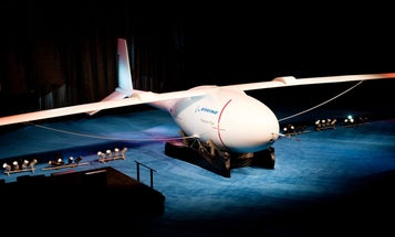 Boeing's Corpulent Hydrogen-Powered Spy Plane Will Fly at 65,000 Feet For Four Days