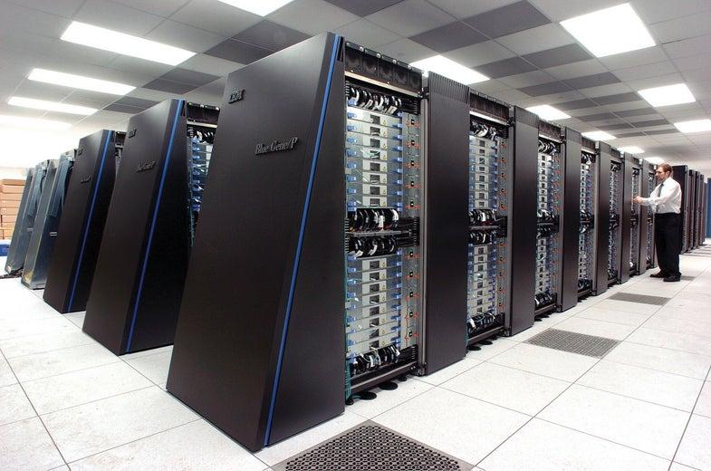 IBM's Blue Gene Supercomputer Models a Cat's Entire Brain