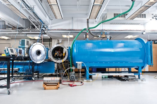 The Labs That Go Boom: The Shock Compression Laboratory Smashes Planets