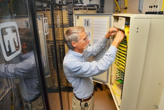 World's Largest Fiber Optic Network Speeds Nuclear Research