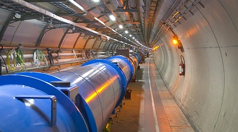 Say I'm Inside the Large Hadron Collider and It's Revving Up. Should I Be Concerned?