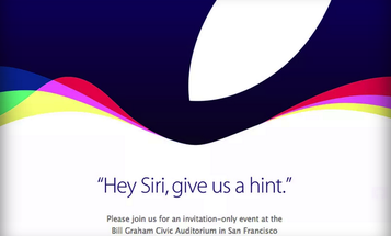 It's Finally Here: Apple's iPhone 6s Event Is Now Official