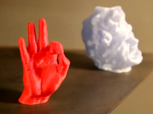Video: Tour the First Retail 3-D Printing Store In The U.S.