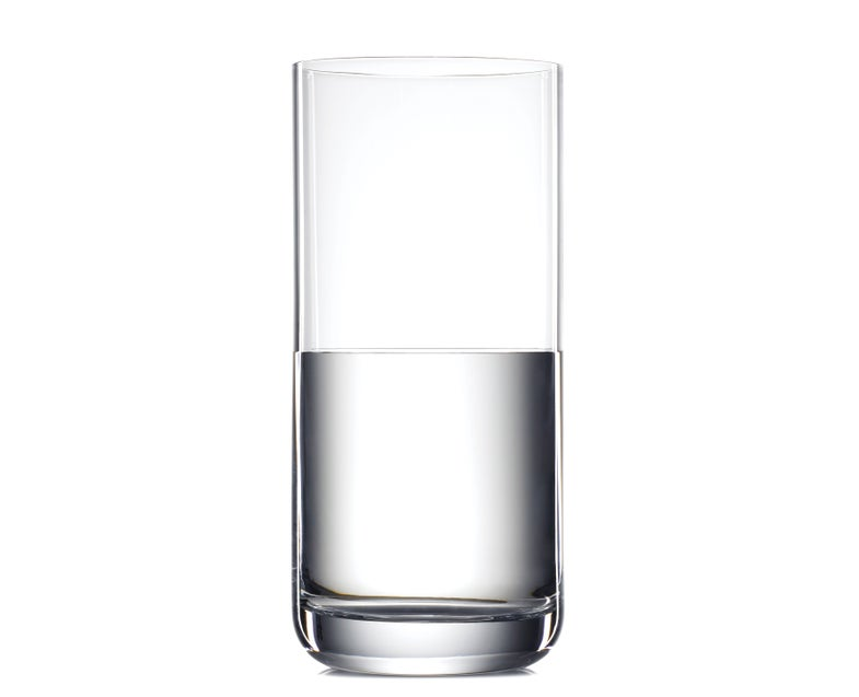 FYI: Is the Glass Really Half-Full?