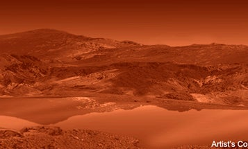 New Cassini Findings Show Possible Signs of Methane-Based Life on Titan
