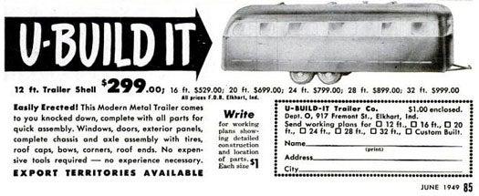 Trailer Shell: June 1949