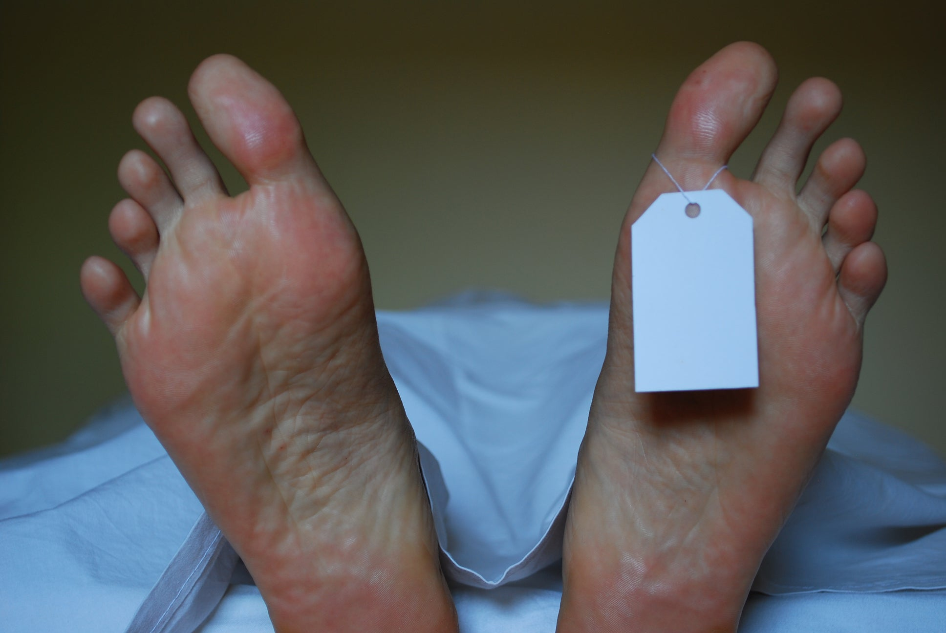 Some corpses may mysteriously heat up after death