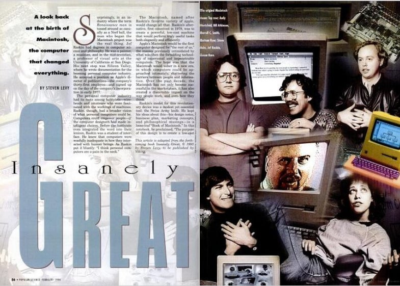Archive Gallery: Steve Jobs in the Pages of Popular Science, Over Three Decades