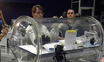 High-Tech Space Gloves Win NASA's Astronaut Glove Challenge