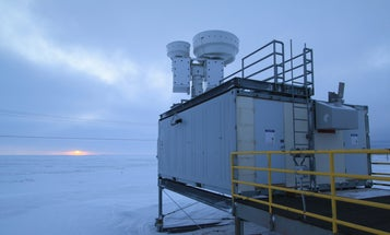 Scientists Observe Temperatures Warming In Response To Increased Carbon Dioxide