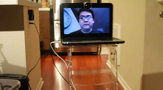 Google Engineer Builds an Affordable DIY Telepresence Robot To Keep In Touch With Remote Fiancee