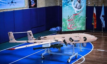 The Week In Drones: Drones Fight Ebola, Iranian Dogfighters, And More