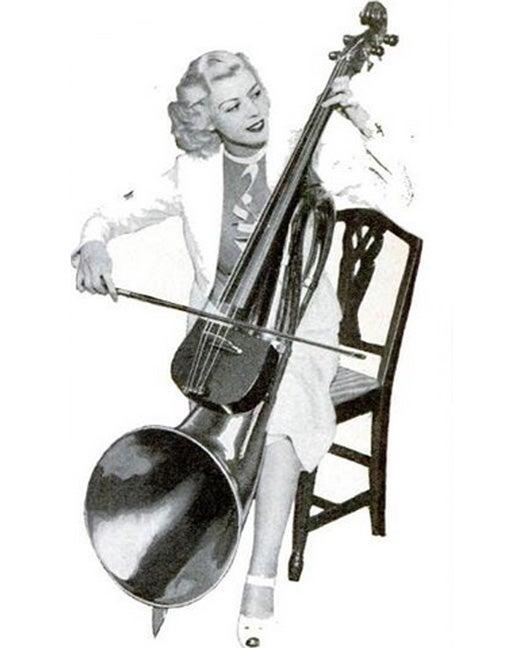 The Cello-Horn, October 1936