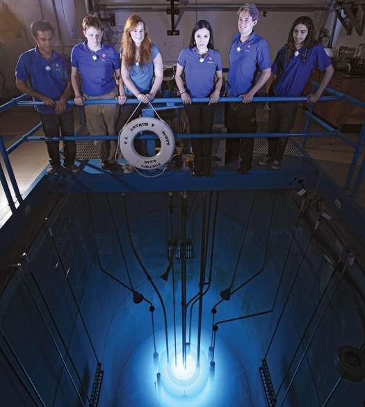 The Labs That Go Boom: How to Run a Nuclear Reactor