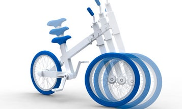 As Your Children Grow, So Does Kilobike